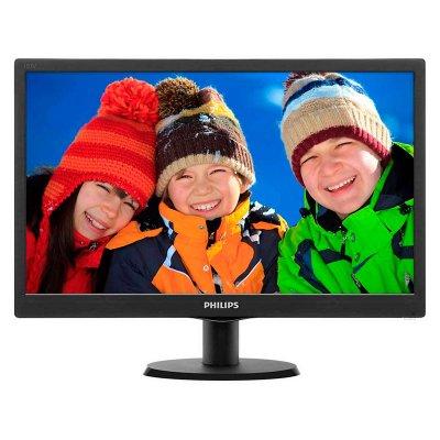 "Philips 193V5LSB2 18.5"" LED Monitor"