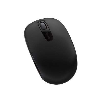 Microsoft Wireless 1850 egér fekete