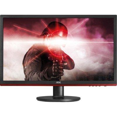 """AOC 24"""" Gamer LED Monitor (G2460VQ6) fekete"""