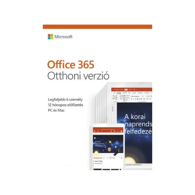 Microsoft OFFICE 365 Otthoni verzió