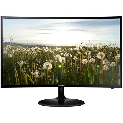 "SAMSUNG 27"" ívelt LED Monitor (LV27F390FEWXEN)"