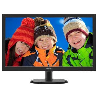 """Philips 223V5LHSB 21.5"""" LED Monitor"""