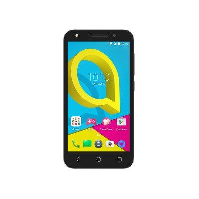 Alcatel U5 Dual SIM (4047D) fekete/szürke