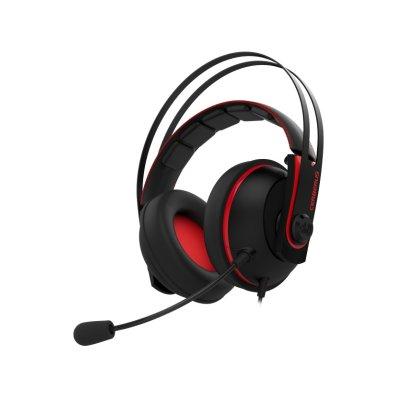 Asus Cerberus V2 PC/PS4 Headset Piros