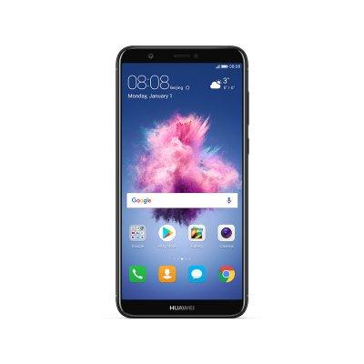 Akciós Huawei P smart 32GB Dual sim (51092DBS) fekete Okostelefon f004b2a766