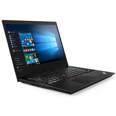LENOVO ThinkPad E480 (20KN0063HV) Fekete
