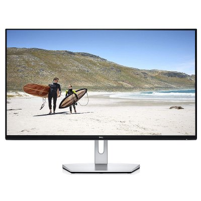 "DELL 27"" FullHD LCD Monitor (S2719H) fekete"