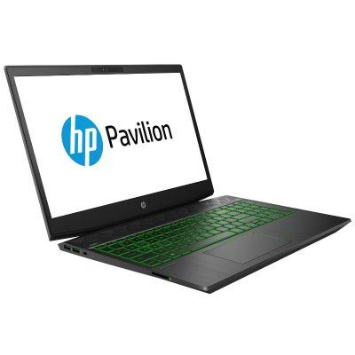 HP Pavilion Gaming 15-CX0000NH (4TU87EA) Éjfekete