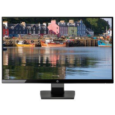 HP 27w monitor (1JJ98AA) fekete