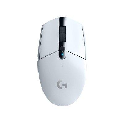 d81dcaf24be0 Akciós Logitech G305 Lightspeed gamer egér (910-005291) fehér Kiegészítő