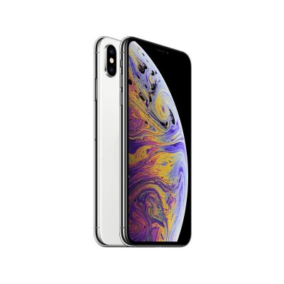 APPLE iPhone XS Max 64GB (MT512GH/A) ezüst