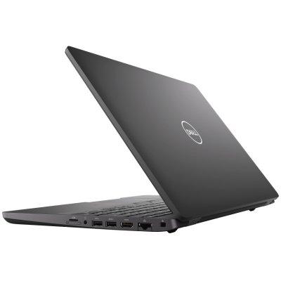 Dell Latitude 15 5500 (N019L550015EMEA) Fekete