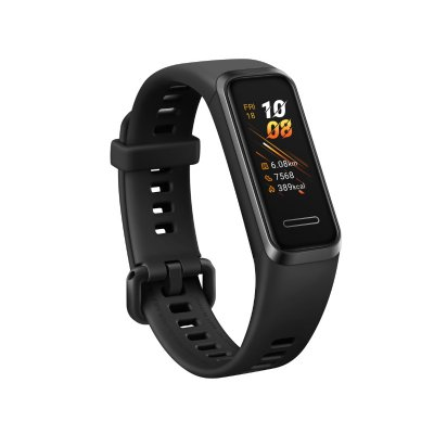 Huawei Band 4 aktivitásmérő (ADS-B29) fekete
