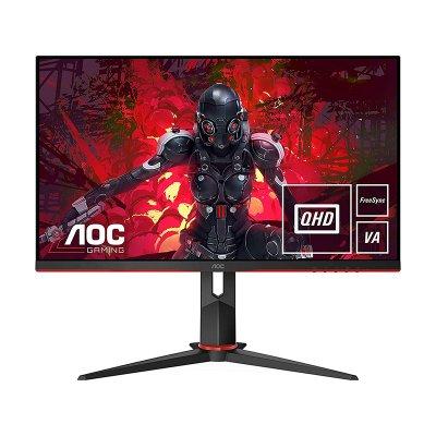 """AOC 27"""" QHD (2560x1440) Gaming VA monitor (Q27G2U/BK)"""
