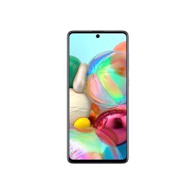 SAMSUNG Galaxy A71 128GB Dual-SIM (SM-A715FZKUXEH) fekete