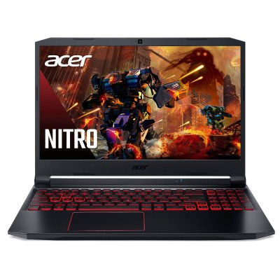 Acer Nitro 5 AN515-55-72RJ (NH.Q7PEU.003) Fekete