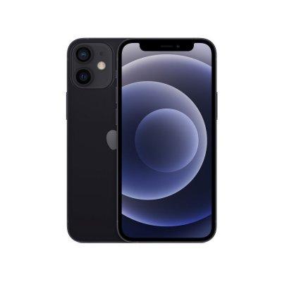 Apple iPhone 12 mini 128GB (MGE33GH/A) Fekete