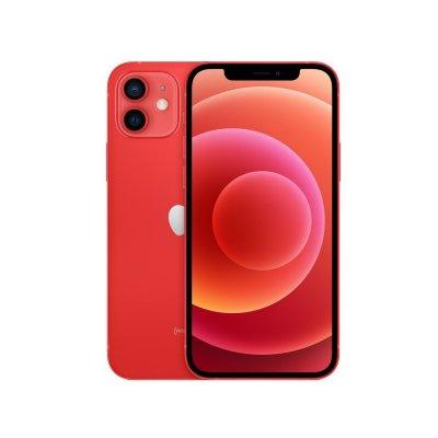 Apple iPhone 12 128GB (MGJD3GH/A) Piros