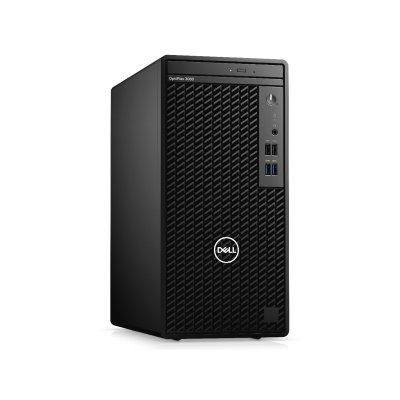 DELL Optiplex 3080 Mini Tower PC (S005O3080MTEM) fekete