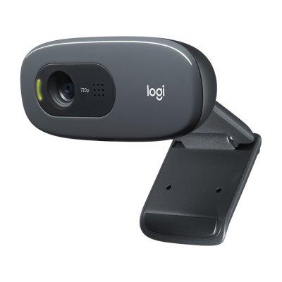 Logitech C270i 720p HD Mikrofonos Webkamera (960-001084)
