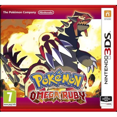 Pokémon Omega Ruby 3DS