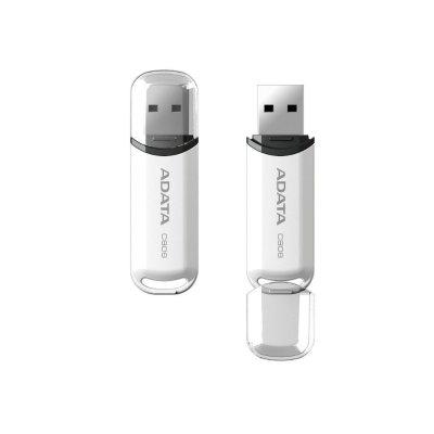 ADATA C906 Pendrive 8GB (AC906-8G-RWH) Fehér