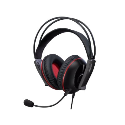 Asus Cerberus PC/PS4 Headset Fekete