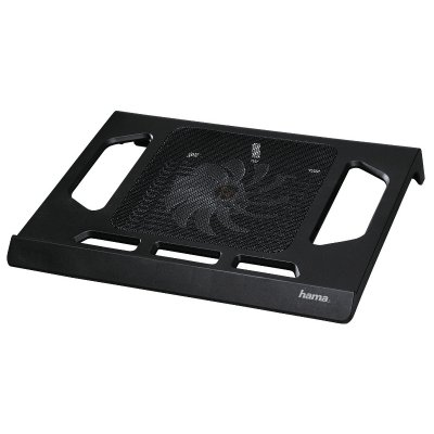 Hama Notebook Hűtőpad (53070) Fekete