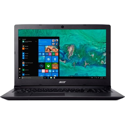Acer Aspire 3 A315-53-37JJ (NX.H2BEU.004) Fekete