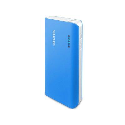 ADATA PT100 Powerbank 10000mAh Kék-Fehér