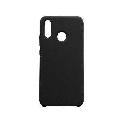 Premium szilikon tok Huawei P20 Lite Fekete
