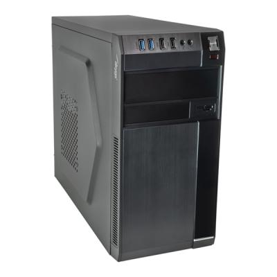 CHS Barracuda PC - Pentium G5400, 4GB, 120GB SSD, DVD-RW, Egér+Bill (CHS BAR-0319_KÉSZLET1)