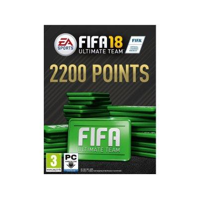 Fifa 18 2200 Fut Pont PC