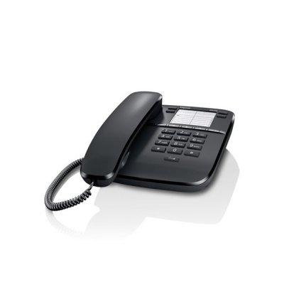 GIGASET DA310 vezetékes telefon (DA310B) fekete