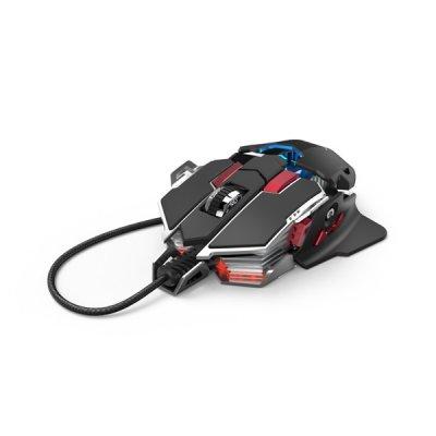 HAMA URAGE XGM 4400-MC Gaming egér (186002) Fekete