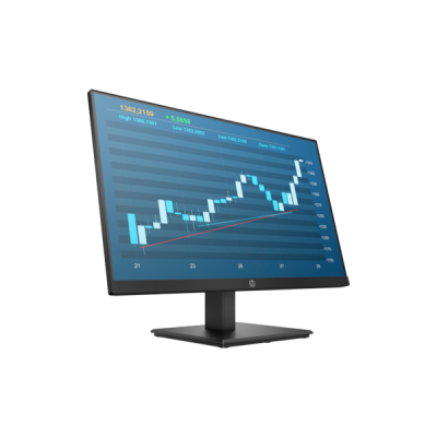 "HP P244 23,8"" FullHD IPS monitor (5QG35AA) fekete"