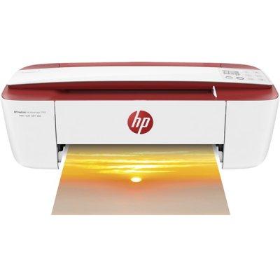HP Deskjet Ink Advantage 3788 Multifunkciós tintasugaras nyomtató (T8W49C) piros