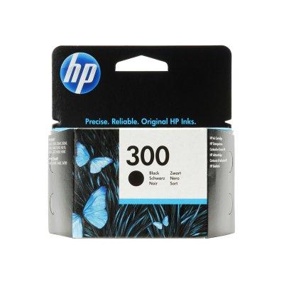 HP 300 CC640EE patron fekete