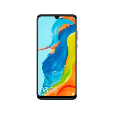 Huawei P30 Lite DualSim 128GB (51093NPM) Éjfekete