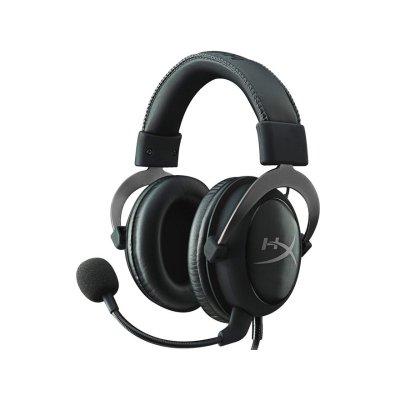KINGSTON HyperX Cloud II Pro Gaming Headset Fegyver szürke (KHX-HSCP-GM)