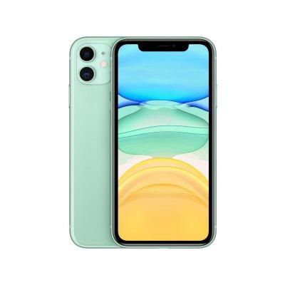 APPLE iPhone 11 64GB (MWLY2GH/A) Zöld