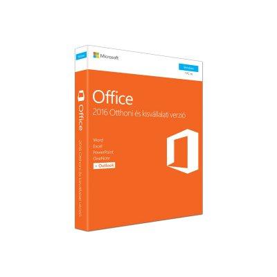 Microsoft OFFICE 2016 Otthoni és vállalati verzió Hungarian EuroZone
