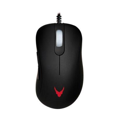 OMEGA VARR professzionális gamer lézer egér (OM-275) Fekete
