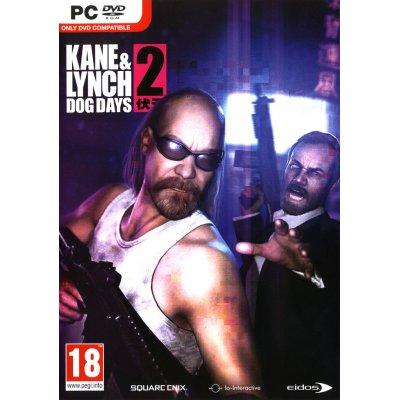 Kane & Lynch 2: Dog Days (PC) DIGITÁLIS