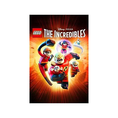 LEGO The Incredibles (PC) DIGITÁLIS