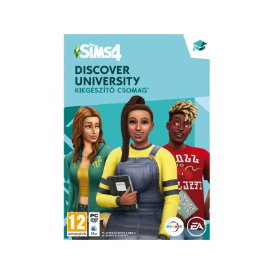The Sims 4 Discover University PC/MAC
