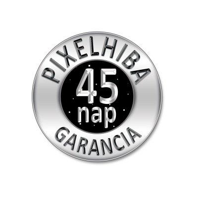45 napos pixelhiba garancia