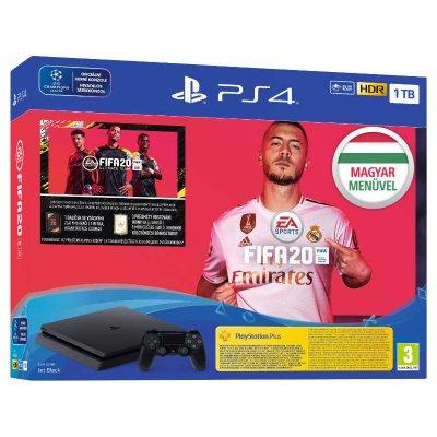 PS4 Slim 1 TB Konzol + Fifa 20