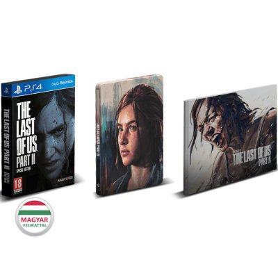 The Last of Us Part II (2) Special Edition PS4