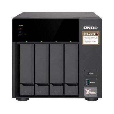 QNAP TS-473-4G 4-fiókos NAS